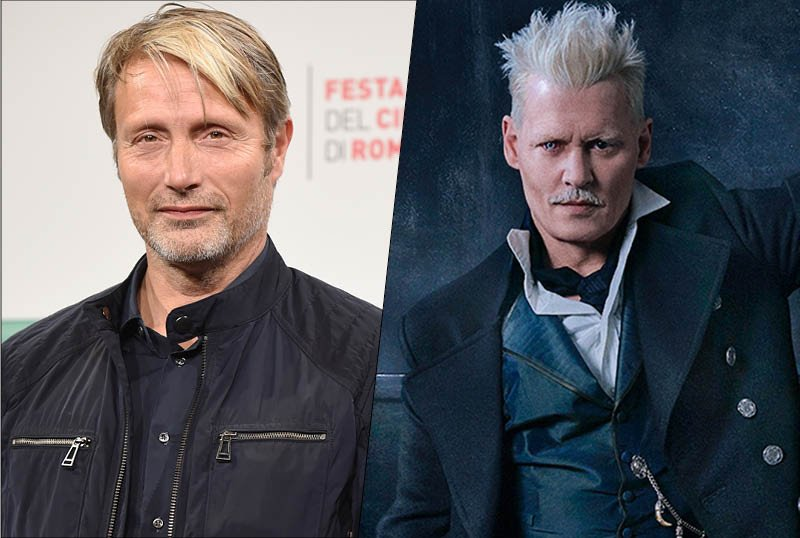 Mads Mikkelsen In Talks To Replace Johnny Depp In 'Fantastic Beasts'