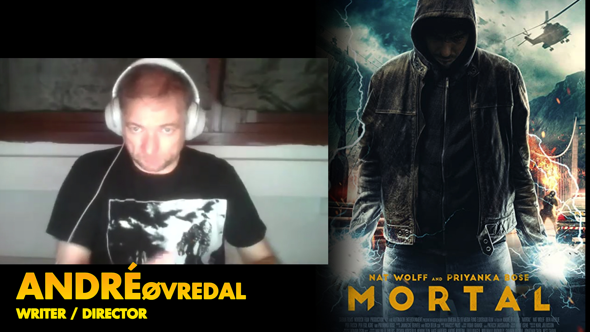 CS Video: Mortal Interview With Co-Writer/Director André Øvredal