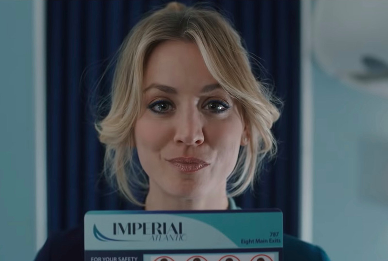 HBO Max Brings The Flight Attendant Pilot to YouTube for Free