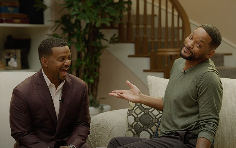 Fresh Prince Reunion Trailer Brings Will Smith Back to Bel-Air!