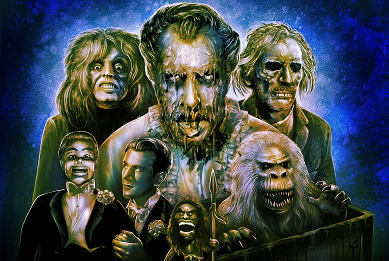 Severin Films Unveils Tales of the Uncanny Documentary Trailer