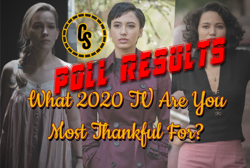 POLL RESULTS: What 2020 TV Show Are You Most Thankful For?
