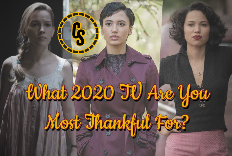 POLL: What 2020 TV Shows Are You Most Thankful For?