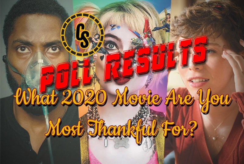 POLL RESULTS: What 2020 Movie Are You Most Thankful For?