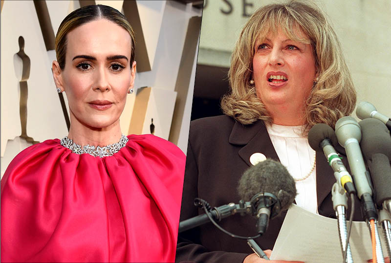 Sarah Paulson Shares First Look at Impeachment: American Crime Story's Linda Tripp