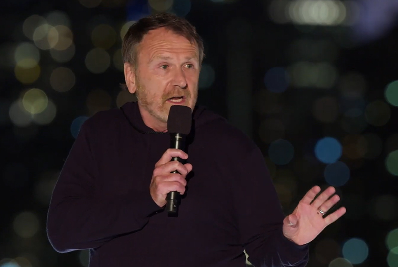 Colin Quinn & Friends: HBO Max Debuts Trailer & Key Art for Comedy Special