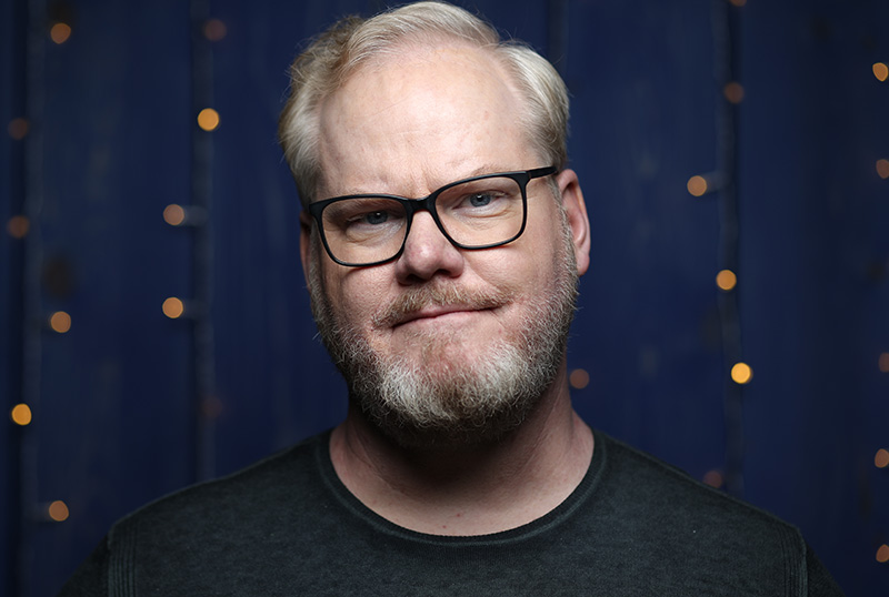 Jim Gaffigan to Play Thunderbolt in The CW's Stargirl Season 2