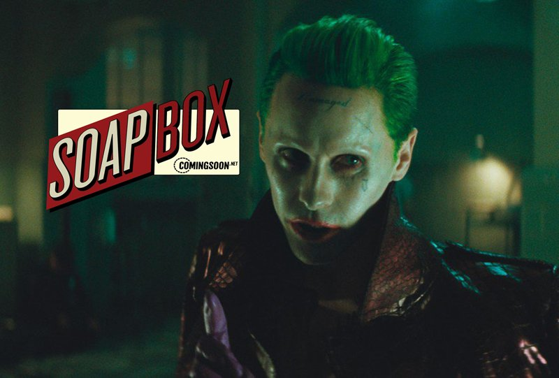 CS Soapbox: How Jared Leto's Joker Will Fit Into Zack Snyder's Justice League
