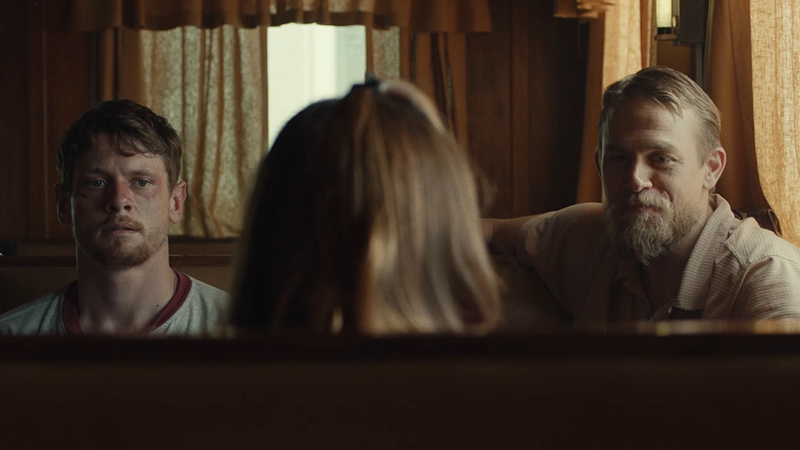 Exclusive Jungleland Clip Featuring Charlie Hunnam & Jack O'Connell