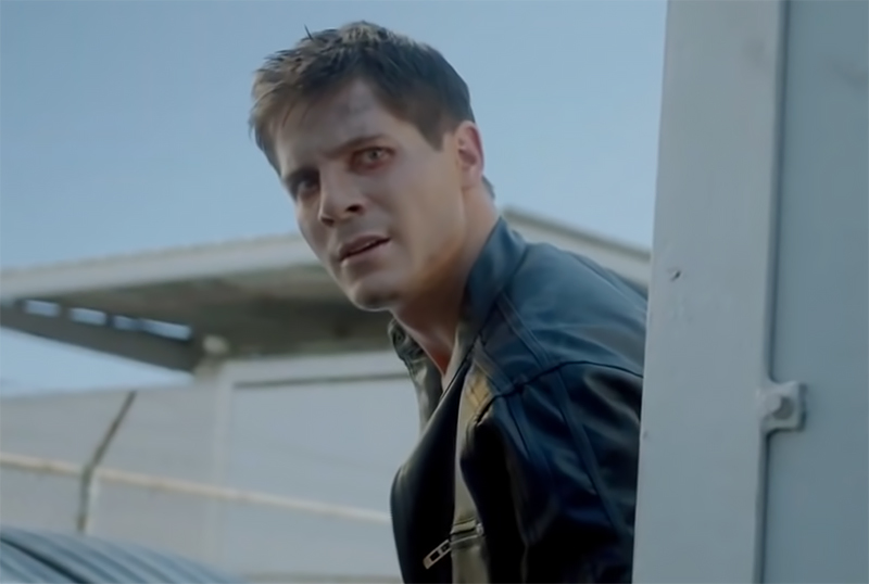 Exclusive Last Three Days Featurette Goes Behind-the-Scenes With Robert Palmer Watkins