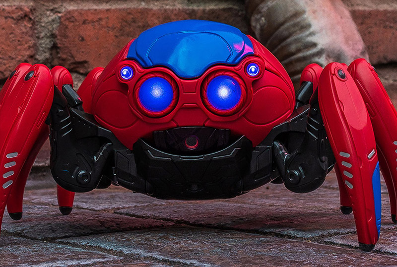 Disneyland Reveals Avengers Campus' Spider-Bot & Early Sale Date!
