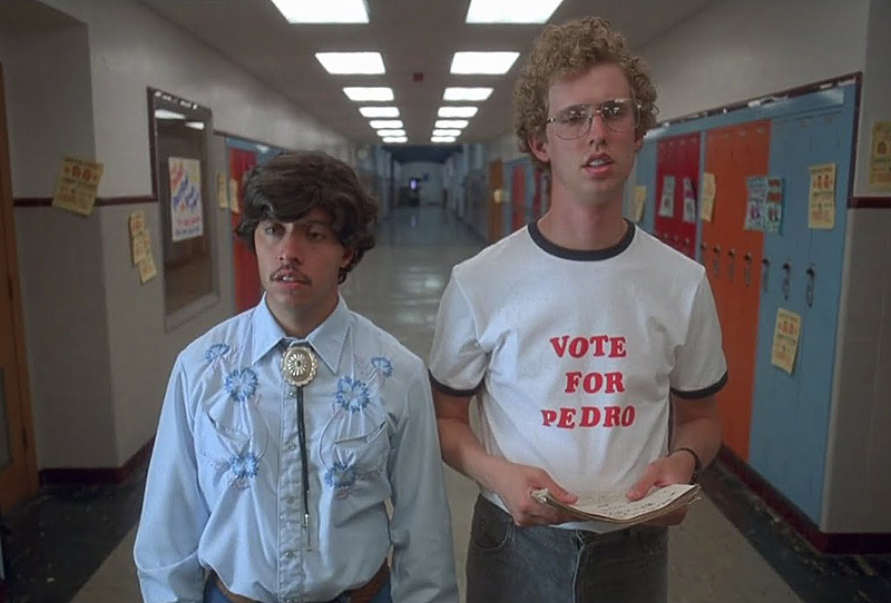 Happy Election Day From ComingSoon! PLEASE GO VOTE!
