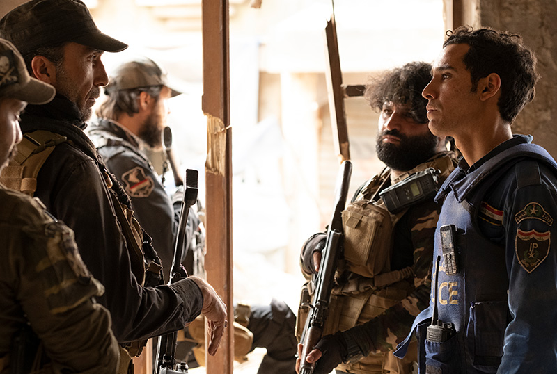 Mosul Trailer for Russo Brothers-Produced Action-Thriller Released