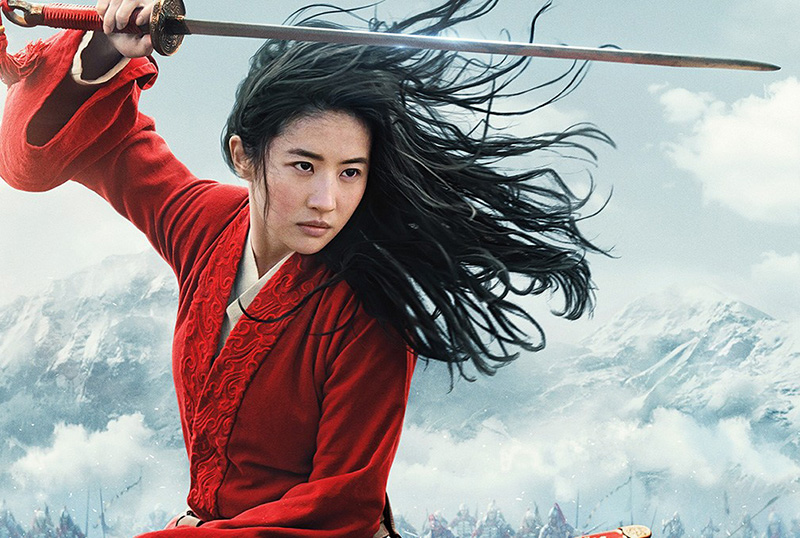 Disney's Live-Action Mulan Blu-ray & DVD Details Released!