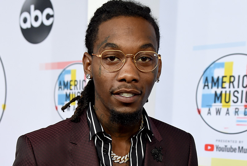 Migos' Offset Joins Pete Davidson in STX's New Dramedy American Sole