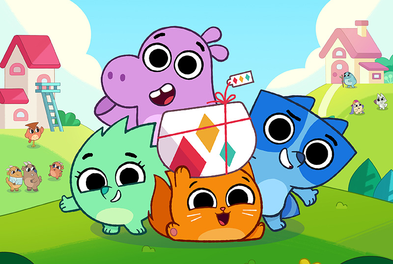 Exclusive Pikwik Pack Clip From Disney Junior's New Series
