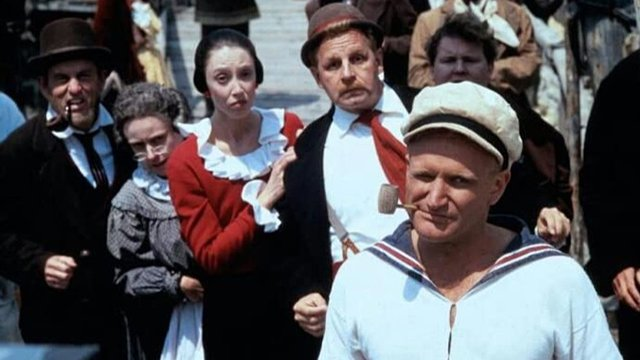 Exclusive Popeye Featurette Clip For the Upcoming Blu-ray Release