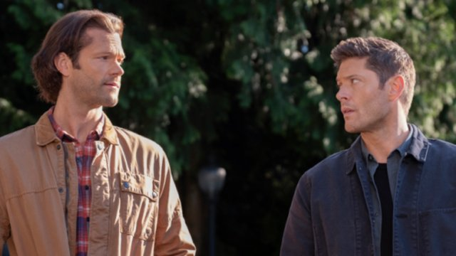New Supernatural Series Finale Photo Released for the Episode 'Carry On'