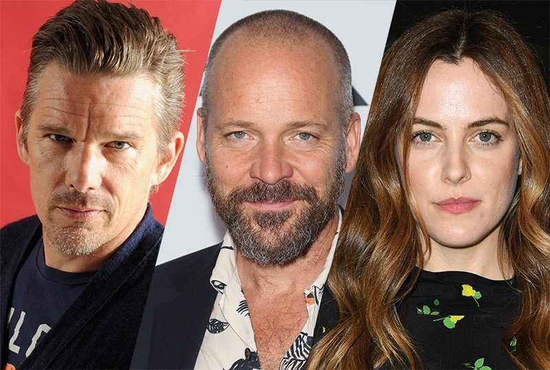 Ethan Hawke, Peter Sarsgaard, Riley Keough & More Join Antoine Fuqua's The Guilty