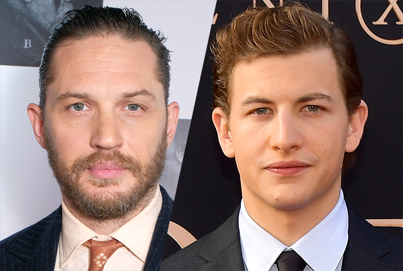 The Things They Carried: Tom Hardy, Tye Sheridan & More to Star in Vietnam War Film