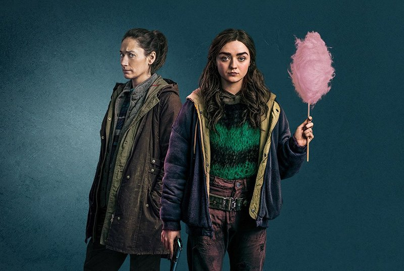 Mandatory Streamers: Maisie Williams Seeks Revenge in the Limited Series Two Weeks to Live