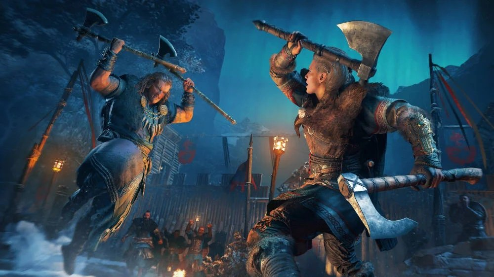 Ubisoft's Assassin's Creed Valhalla Launch Trailer Released
