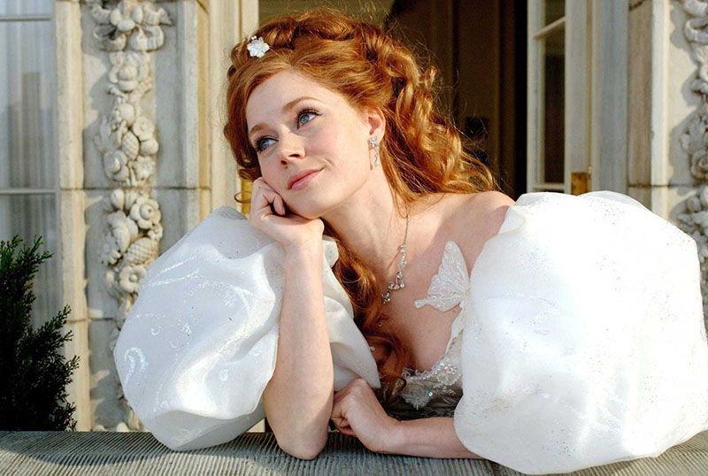 Amy Adams Officially Returning for Disenchanted, Now Disney+ Exclusive