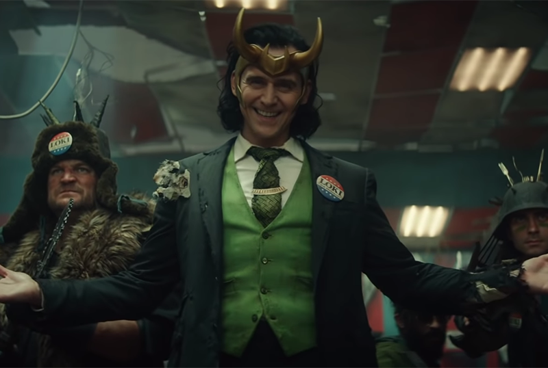 Loki Slated for May 2021 Premiere Date in First Trailer!