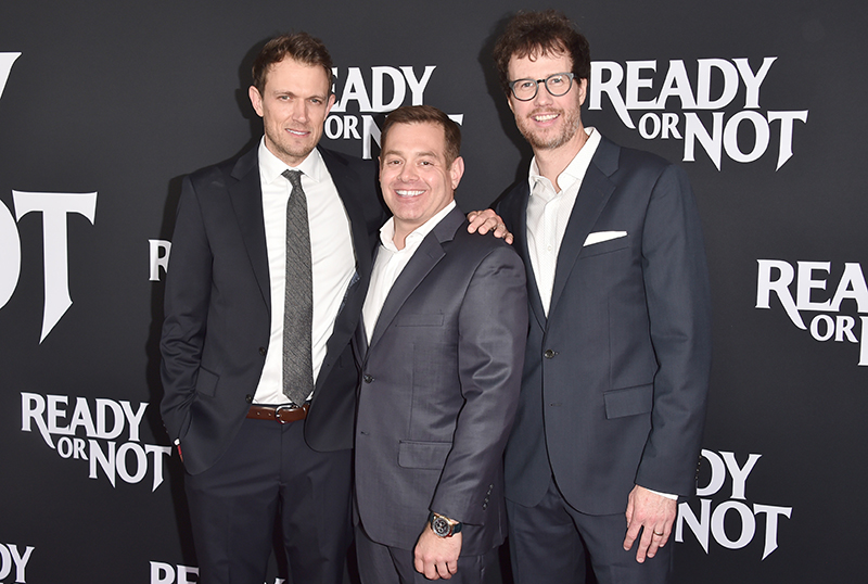 Radio Silence Re-Teaming With Ready or Not Scribes for MGM's Reunion