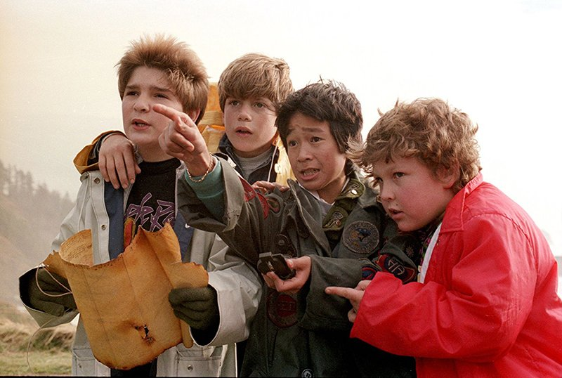 The Goonies Cast Reunite for Script Reading for No Kid Hungry Fundraising