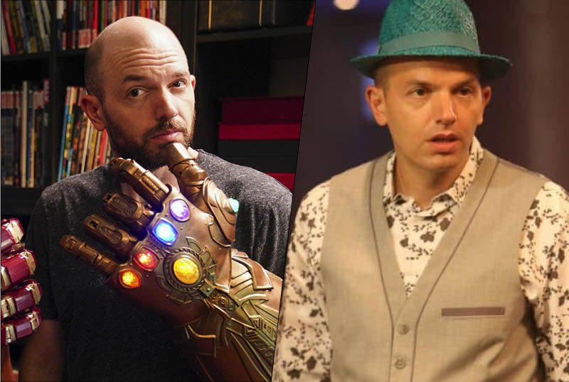 Exclusiva: Paul Scheer habla sobre Marvel Hopes y The League Future