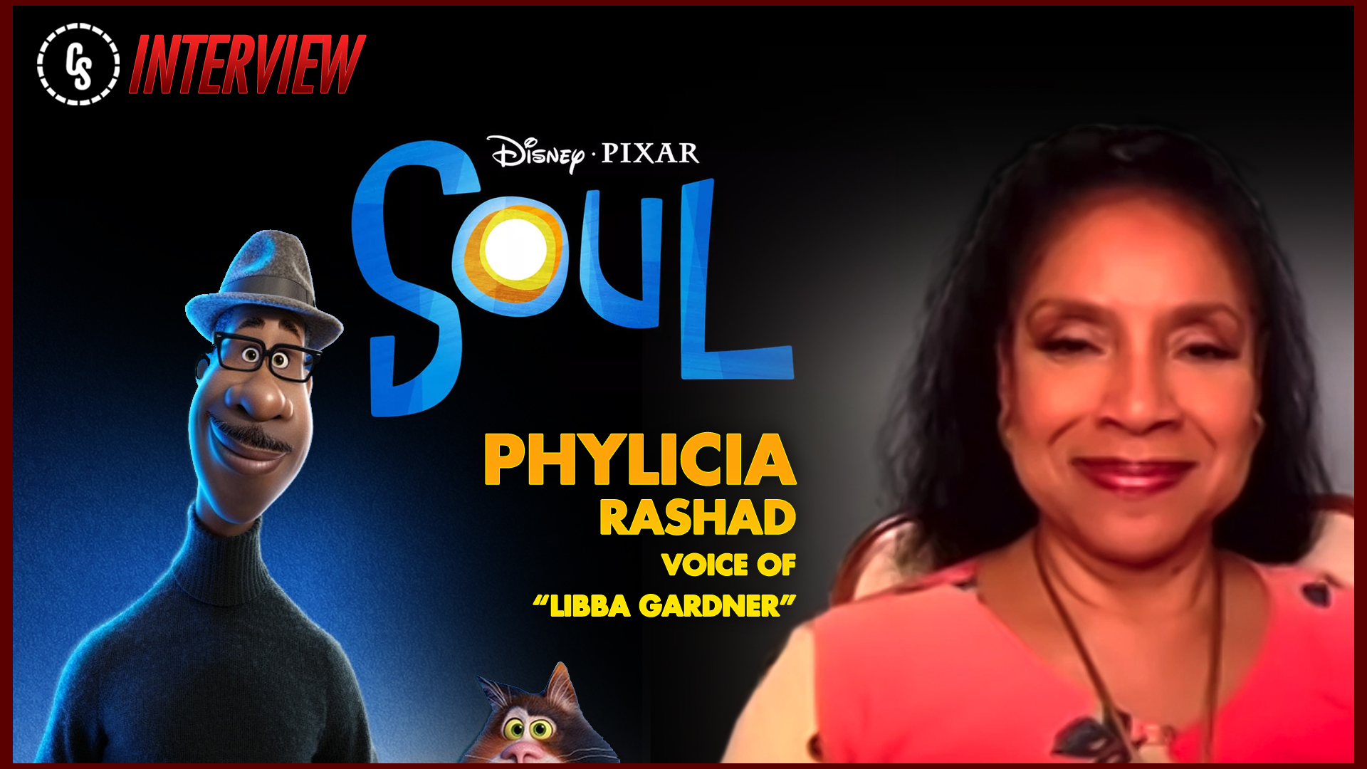 CS Video: Soul Interview With Star Phylicia Rashad!