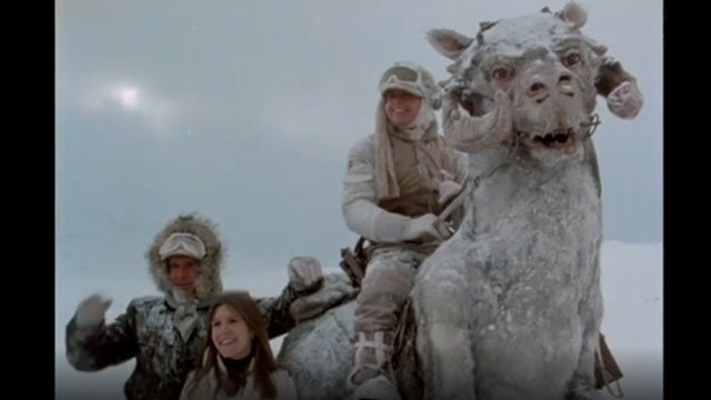 Lucasfilm Unveils New Empire Strikes Back Bloopers and BTS Clips