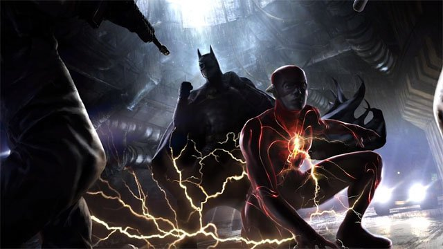 Report: The Flash Begins Production In the U.K. In April