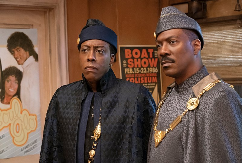 Coming 2 America First Look Photos: The Zamundan Royal Family Is Back!