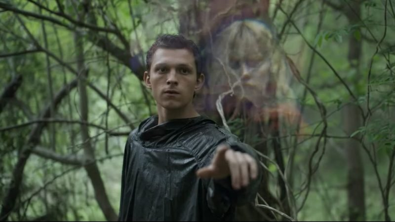 Tom Holland Meets Daisy Ridley in Chaos Walking Clip