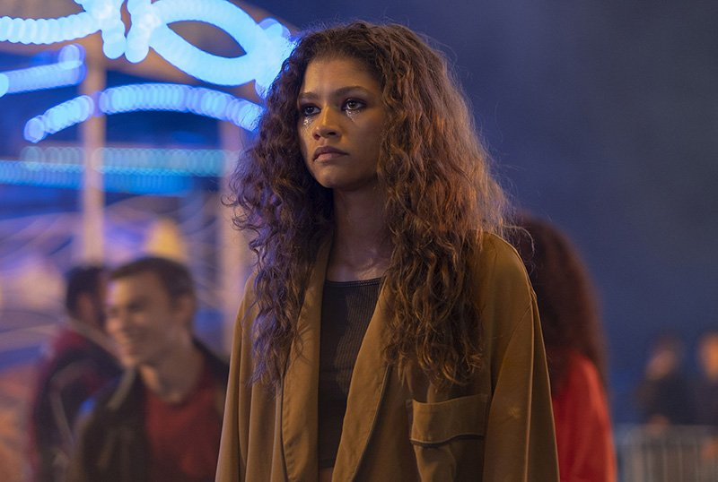 First Euphoria Special Episode Hitting HBO Max Early!