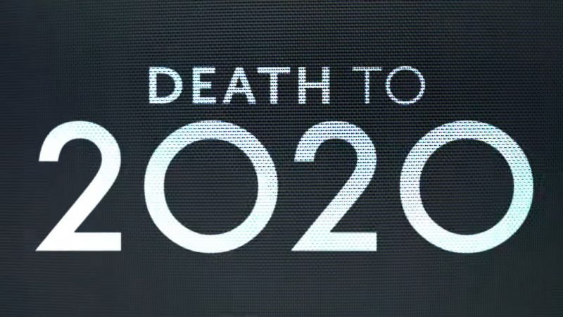 Black Mirror creators making 'Death to 2020′ Netflix special (watch the teaser)