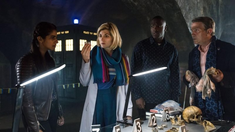 Two Doctor Who Stars Will Not Return for Season 13 After Holiday Special