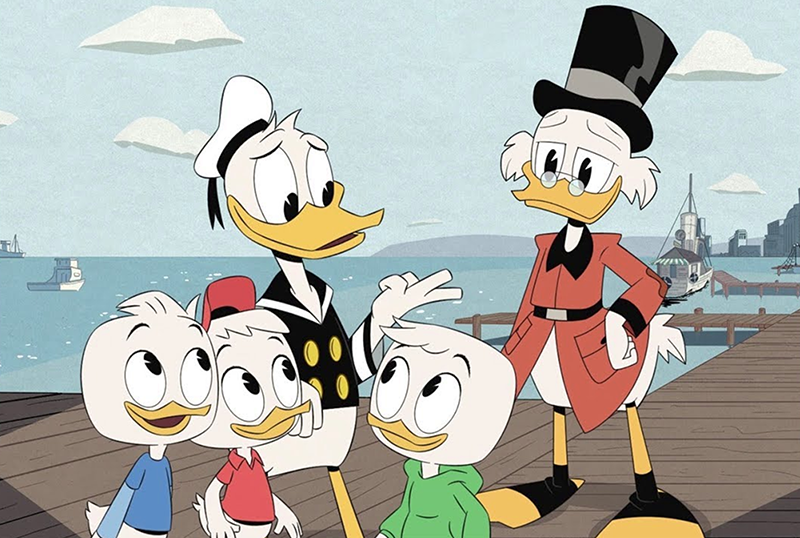 DuckTales to end with third season at Disney XD