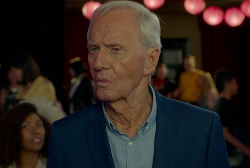 Exclusive The Very Excellent Mr. Dundee Clip Featuring Paul Hogan & Olivia Newton-John