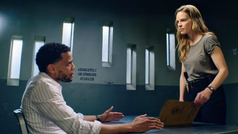 Fatale Trailer: Hilary Swank & Michael Ealy Star in Lionsgate's New Thriller