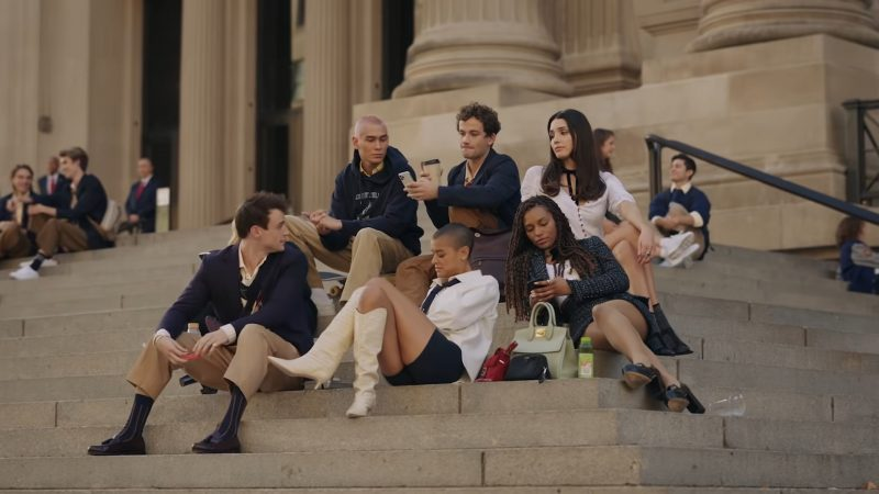 HBO Max 2021 Promo Reveals First Look at Gossip Girl Reboot & The Nevers