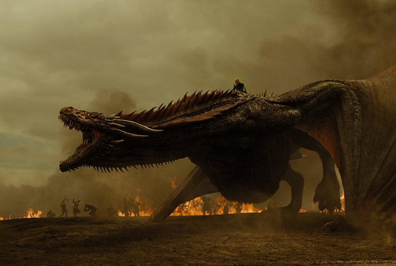 House of the Dragon: New Concept Art Gives First Look at GOT Spinoff's Dragons