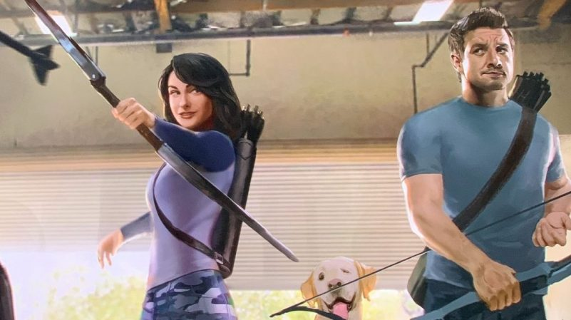 Here's the Complete Cast of Marvel Studios Series 'Hawkeye'