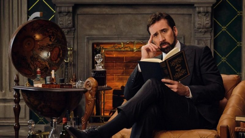 History of Swear Words: Nicolas Cage to Host New Netflix Comedy Series