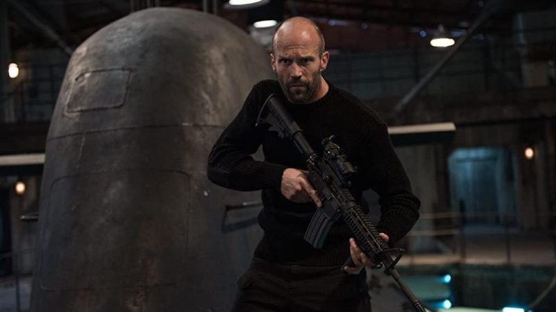 Small Dark Look: Jason Statham in Talks for Focus Features' Mob Drama