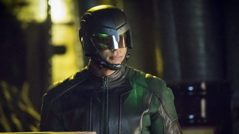 Arrow's David Ramsey to Return as John Diggle in Five Arrowverse Shows