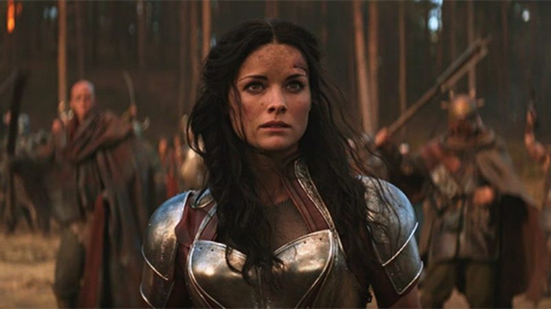 Jaimie Alexander Returns as Lady Sif in Thor: Love and Thunder