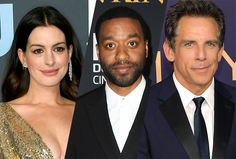 Lockdown: HBO Max Acquires Heist Rom-Com Starring Hathaway, Ejiofor & Stiller